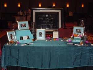 Table at RWN Expo