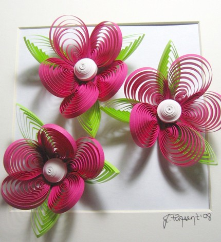 An intro to Paper Quilling | Be the Carefree Bride